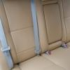 Бежевые авточехлы из экокожи для Toyota Avensis №7