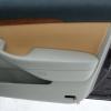 Бежевые авточехлы из экокожи для Toyota Avensis №10
