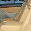 Бежевые авточехлы из экокожи для Toyota Avensis №11