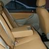 Бежевые авточехлы из экокожи для Toyota Avensis №16