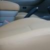 Бежевые авточехлы из экокожи для Toyota Avensis №19