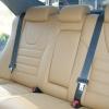 Бежевые авточехлы для сидений Toyota Camry