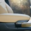 Бежевые авточехлы для сидений Toyota Camry №5