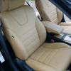 Бежевые авточехлы для сидений Toyota Camry №6