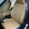 Бежевые авточехлы для сидений Toyota Camry №7