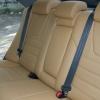 Бежевые авточехлы для сидений Toyota Camry №8