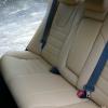 Бежевые авточехлы для сидений Toyota Camry №9