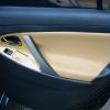 Бежевые авточехлы для сидений Toyota Camry №14