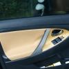 Бежевые авточехлы для сидений Toyota Camry №16