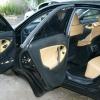 Бежевые авточехлы для сидений Toyota Camry №17