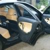 Бежевые авточехлы для сидений Toyota Camry №18