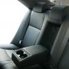 Черные авточехлы уровня перетяжки для Toyota Camry 7 №3