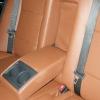 Коричневые авточехлы уровня перетяжки для Toyota Corolla №3