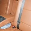 Коричневые авточехлы уровня перетяжки для Toyota Corolla №4