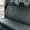 Серые авточехлы из экокожи для Toyota Hilux 2013 №6