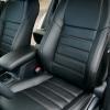 Чехлы для Toyota Rav 4 из черной  экокожи №4