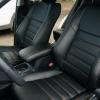 Чехлы для Toyota Rav 4 из черной  экокожи №5