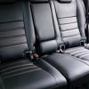 Чехлы для Toyota Rav 4 из черной  экокожи №6
