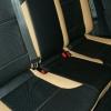 Черно-бежевые авточехлы для Volkswagen Jetta №9