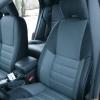 Авточехлы из экокожи уровня перетяжки салона Volvo S 40 2 №1