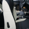 Черно-белые авточехлы для VolksWagen Jetta 6 Comfortline №3