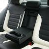 Черно-белые авточехлы для VolksWagen Jetta 6 Comfortline №10