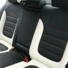 Черно-белые авточехлы для VolksWagen Jetta 6 Comfortline №11