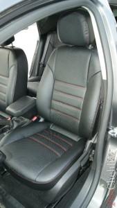 Авточехлы для Opel Astra J