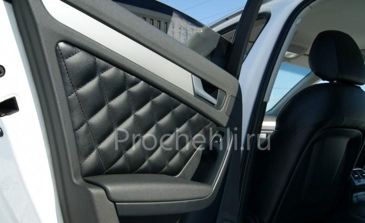Чехлы на Audi A4 B8 со спорт-сиденьями №7