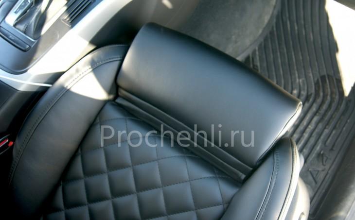 Чехлы на Audi A4 B8 со спорт-сиденьями №8
