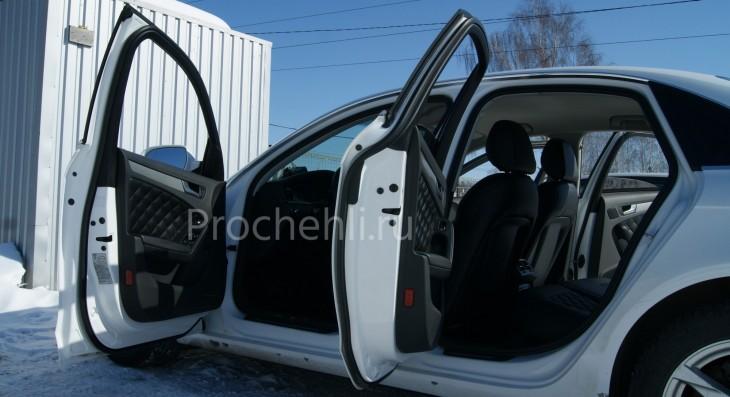 Чехлы на Audi A4 B8 со спорт-сиденьями №13