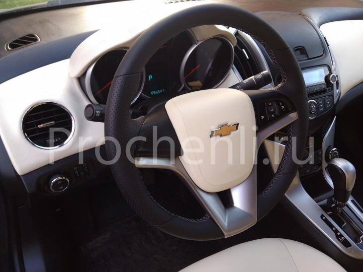 Перешив руля и подушки безопасности Chevrolet Cruze №1