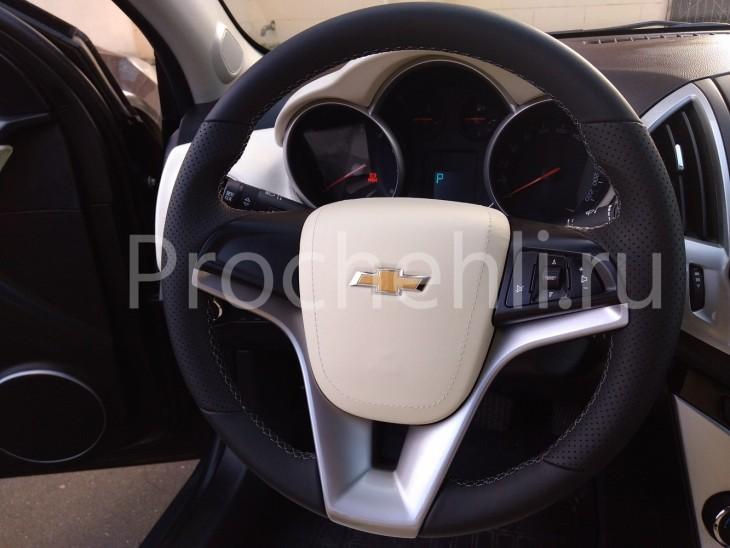 Перешив руля и подушки безопасности Chevrolet Cruze №3